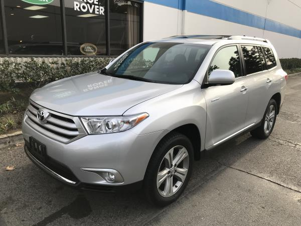 TOYOTA HIGHLANDER AWD LIMITED