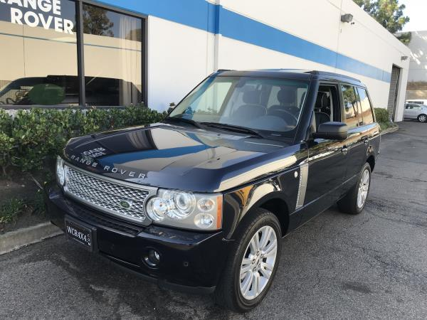 LAND ROVER RANGE ROVER HSE LUX