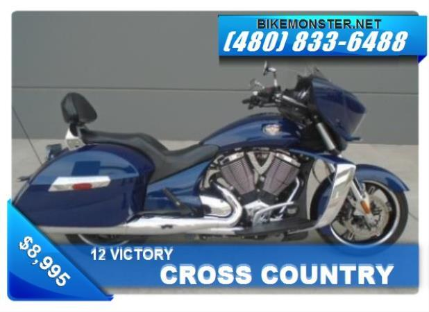 VICTORY CROSS COUNTRY