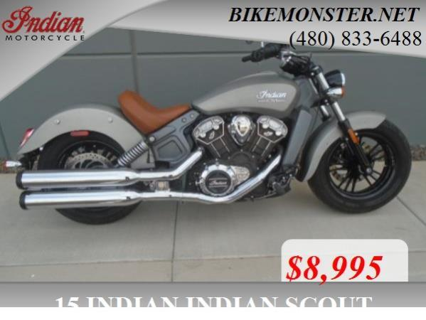 INDIAN INDIAN SCOUT