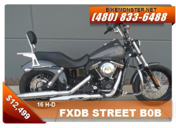 H-D FXDB STREET B0B