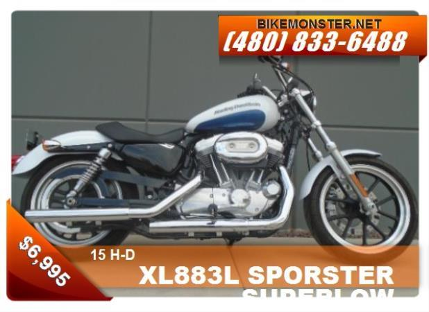 H-D XL883L SPORSTER SUPERLOW