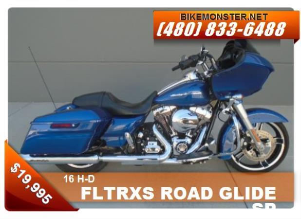 H-D FLTRXS ROAD GLIDE SP