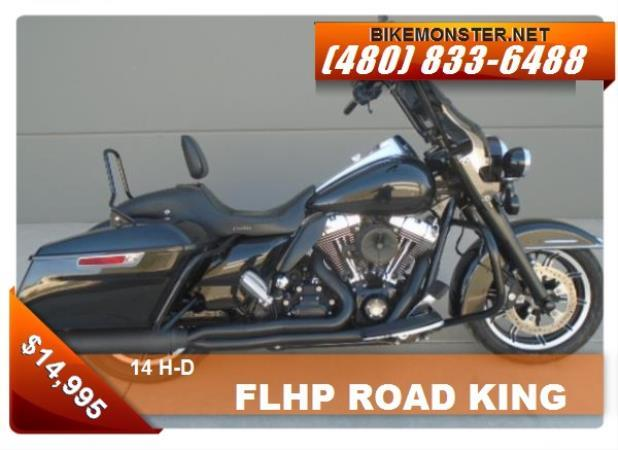 H-D FLHP  ROAD KING
