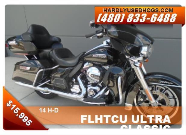H-D FLHTCU ULTRA CLASSIC