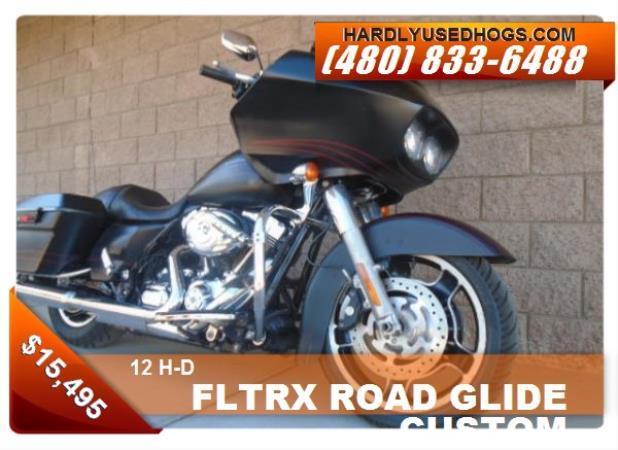 H-D FLTRX ROAD GLIDE CUSTOM