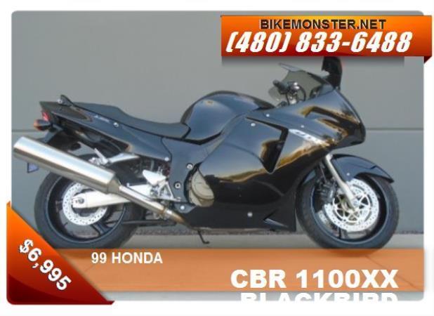HONDA CBR11XX BLACKBIRD