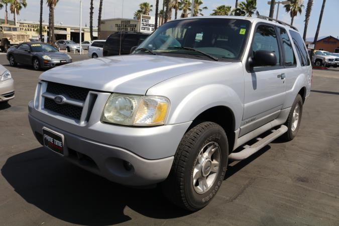 FORD EXPLORER SPORT BASE