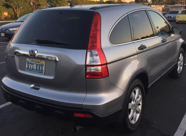 Year: 2007 Make: HONDA Model: CR V Trans: 5 SPEED AUTOMATIC Mileage: 92924  Clean Carfax! This Is A Beautiful SILVER 2007 HONDA CR V 4 DOOR WAGON 5  SPEED ...