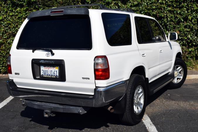 This Is A Beautiful SILVER 1997 TOYOTA 4RUNNER 4 DOOR WAGON AUTOMATIC  Transmission Car With 173622 Miles. Icy Cold A/C, ...