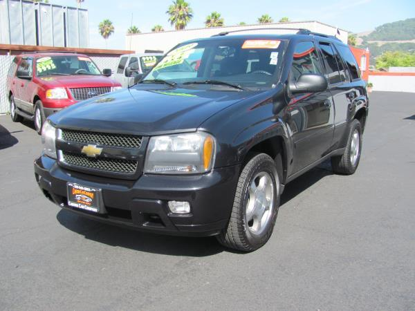 2009 chevrolet trailblazer used cars in santa rosa ca 95407. Cars Review. Best American Auto & Cars Review