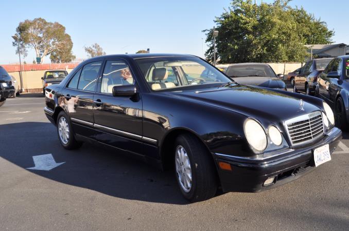 Mercedes benz e class 1998