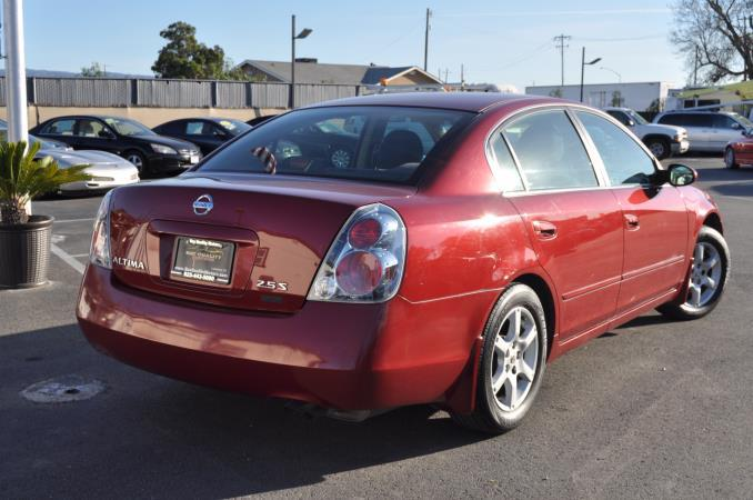 Nissan Altima S Bay Quality Motors