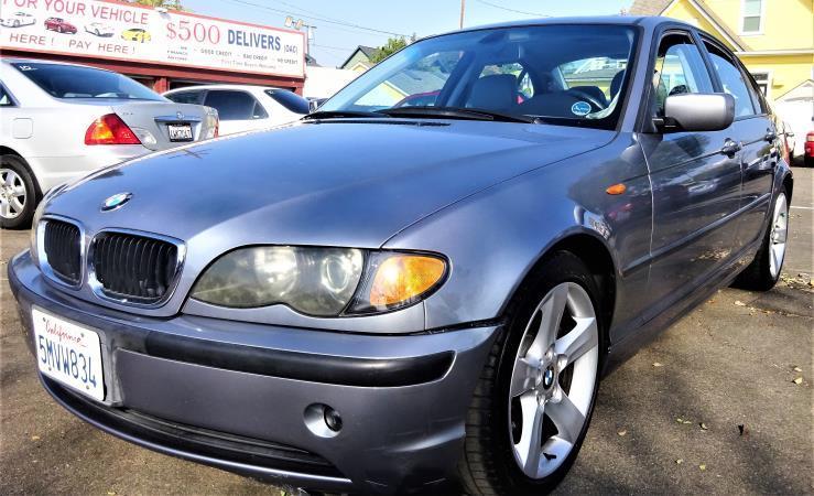 BMW 3 SERIES 325I SULEV