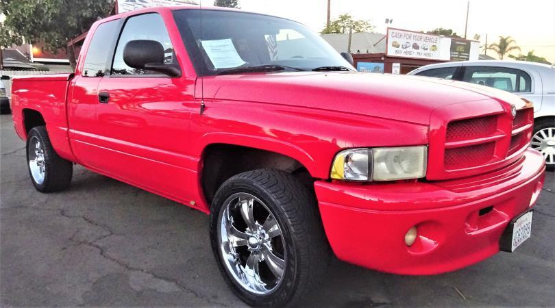 DODGE RAM PICKUP BASE