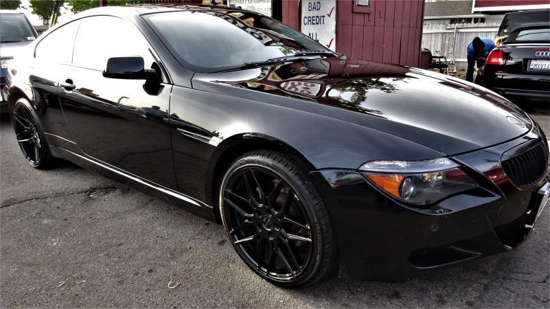 BMW 6 SERIES 650CI