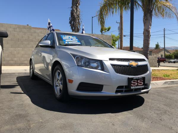 CHEVROLET CRUZE 1LT/FLEET