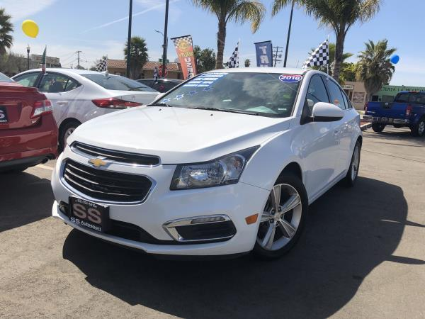 CHEVROLET CRUZE LIMITED 2LT
