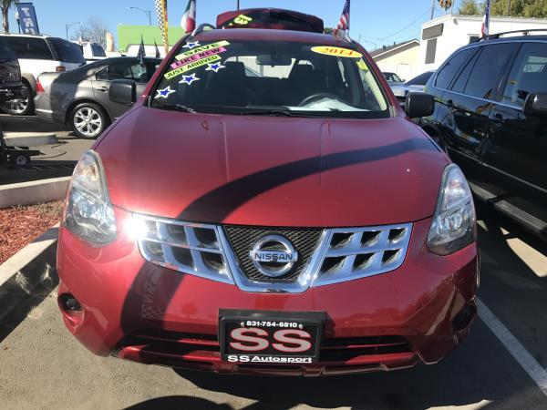 NISSAN ROGUE SELECT S