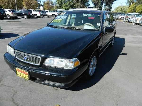 2000 VOLVO S70 blackgrey auto 86570 miles Stock 1069 VIN YV1LS56D7Y2624256