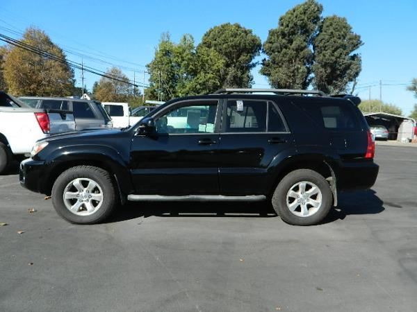2007 TOYOTA 4RUNNER blackgrey auto 176832 miles Stock 658 VIN JTEBT14R878038016