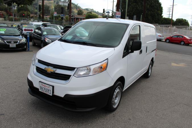 CHEVROLET CITY EXPRESS LT