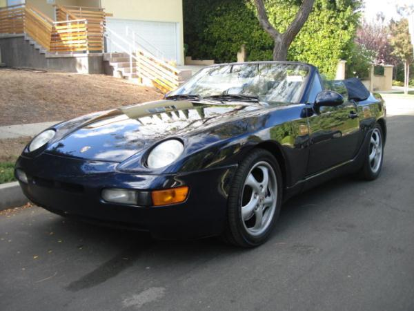 1993 PORSCHE 968 bluegray automatic 140179 miles Stock 2304 VIN WP0CA2965PS840240