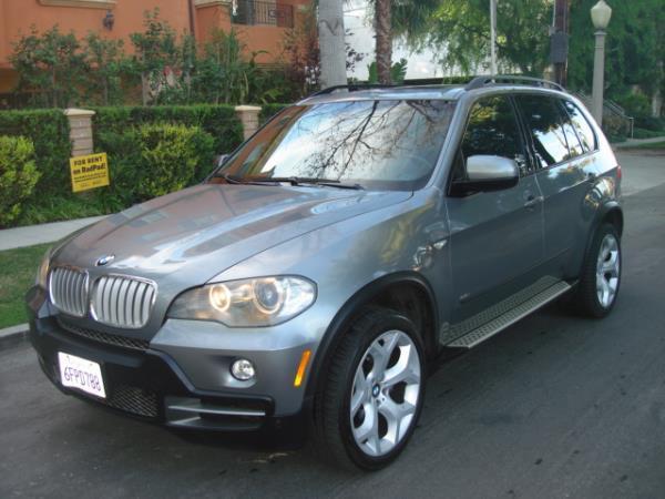 2008 BMW X5 grayblack automatic 104242 miles Stock 2765 VIN 5UXFE83548L166919