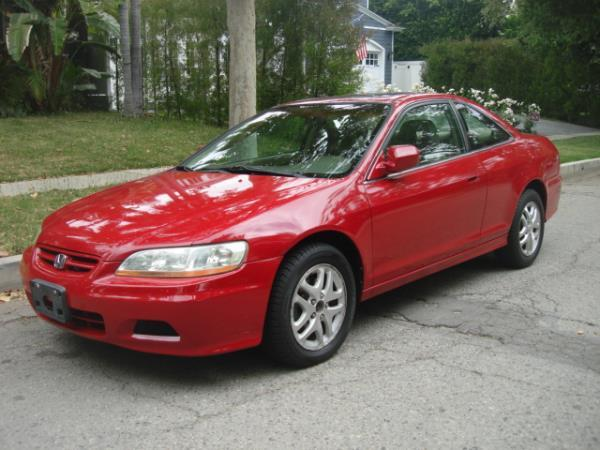 2002 HONDA ACCORD redgray 4 speed automatic 131620 miles Stock 2790 VIN 1HGCG22532A002675