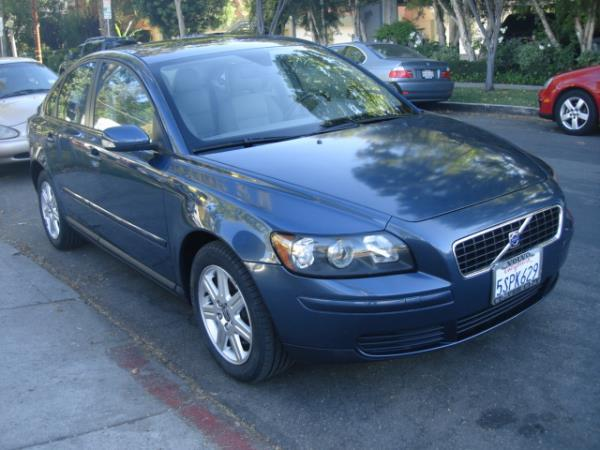 2006 VOLVO S40 graygray automatic 808870 miles Stock 2809 VIN YV1MS390862161140
