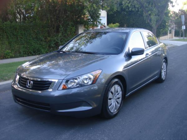 2010 HONDA ACCORD graygray 5 speed automatic 64539 miles Stock 2869 VIN 1HGCP2F37AA127198