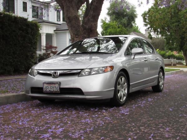 HONDA CIVIC LX