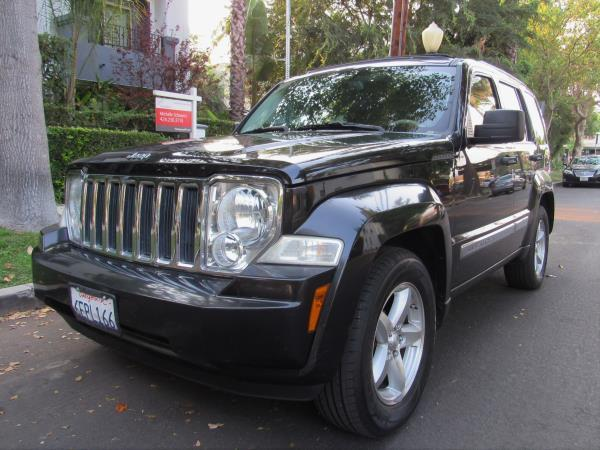 JEEP LIBERTY LIMITED
