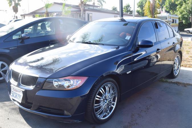 BMW SERIES I SULEV CAR MACS - Blue bmw 3 series