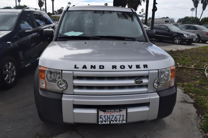 LAND ROVER LR3 SE