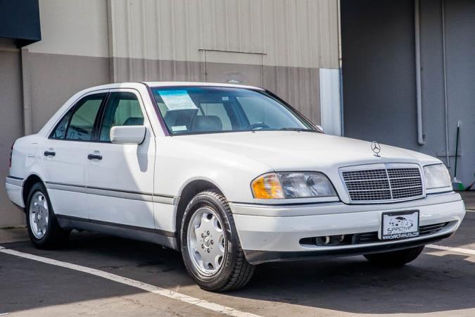1995 mercedes benz c280 ebay for 1995 mercedes benz c280