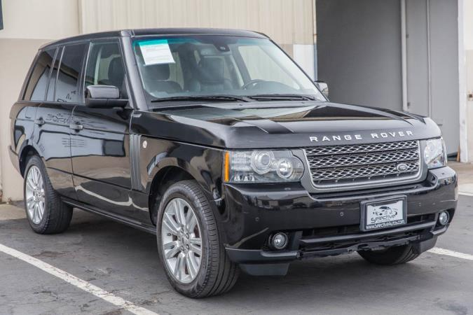 LAND ROVER RANGE ROVER HSE W/LUXURY PACK