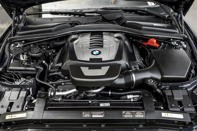 BMW I Selective Motor Cars - Bmw 650i engine