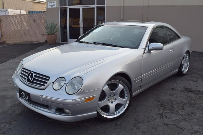 MERCEDES-BENZ CL500 CARLSSON