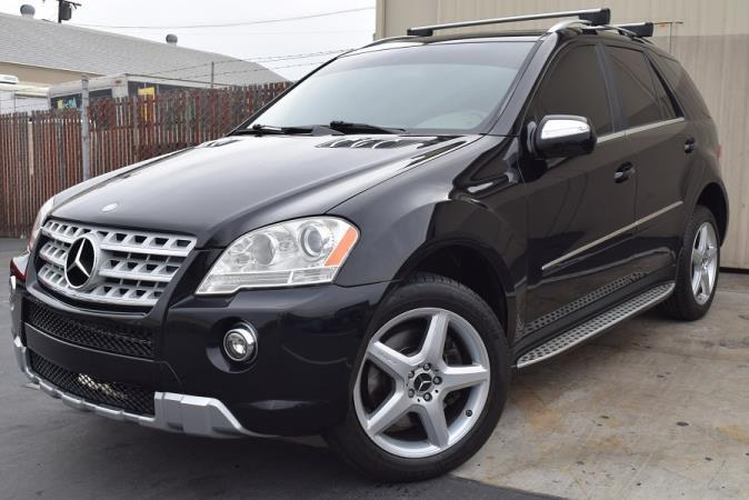 MERCEDES-BENZ ML550 ML550 4MATIC