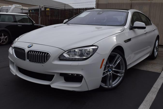 BMW 650I GRAN COUPE 650I GRAN COUPE
