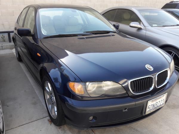BMW SERIES I AUTOCARE WHOLESALE - Blue bmw 3 series