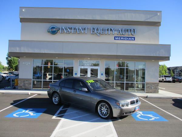 BMW 7 SERIES 745I