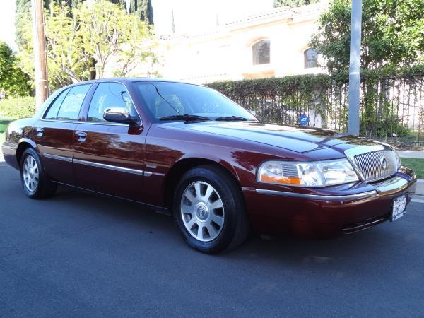 MERCURY GRAND MARQUIS LS ULTIMATE