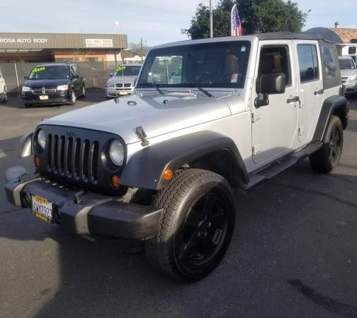 JEEP WRANGLER UNLIMITED SAHARA
