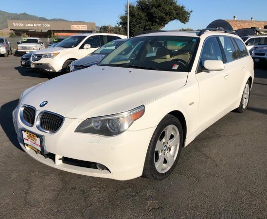 BMW 5 SERIES 530XIT