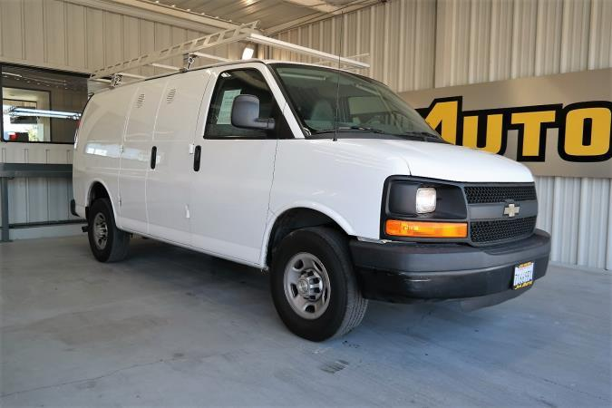 CHEVROLET EXPRESS WORK VAN