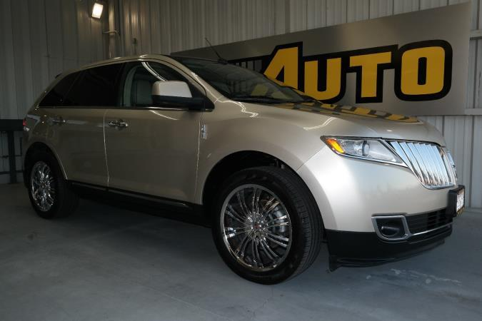 LINCOLN MKX BASE