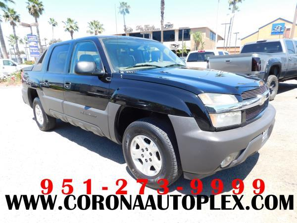CHEVROLET AVALANCHE 1500 2WD LS