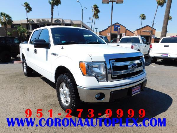 FORD F150 XLT 4WD